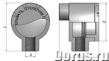 КТО, ККО, КПП, КТД, КПД, КПЛ коробка взрывозащищенная чугунная литая - Товары промышленного назначен..., фото 2