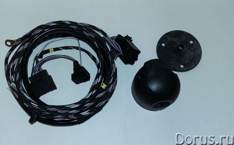 Оригинальная электрика фаркопа на Renault Logan, с 2004 г.в - Запчасти и аксессуары - Комплект ориги..., фото 1