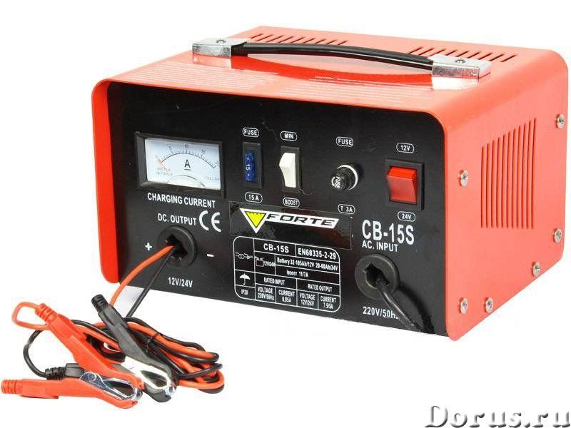 Ремонт зарядных устройств - Ремонт электроники - Предлагаю услуги по ремонту зарядных и пускозарядны..., фото 1