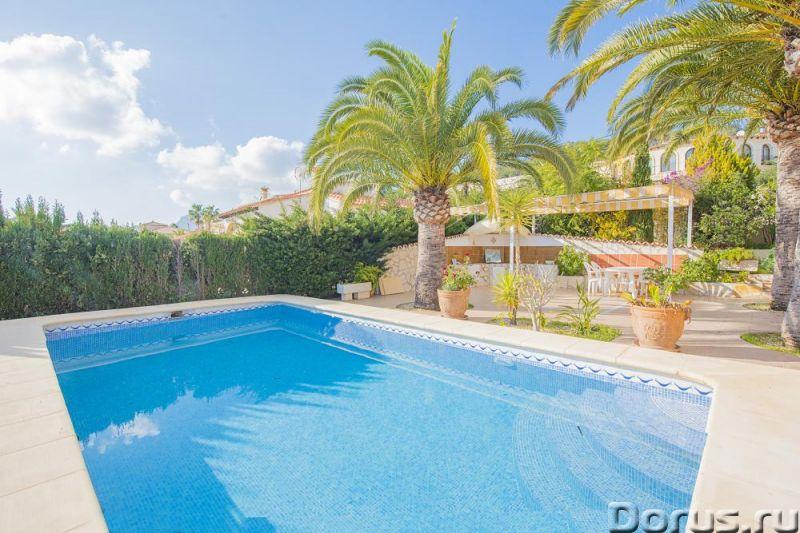 Купить красивую виллу в Испании, Кальпе - Недвижимость за рубежом - Ухоженная недорогая вилла в Испа..., фото 2