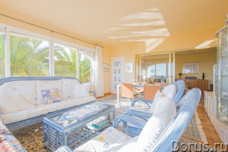 Купить красивую виллу в Испании, Кальпе - Недвижимость за рубежом - Ухоженная недорогая вилла в Испа..., фото 5
