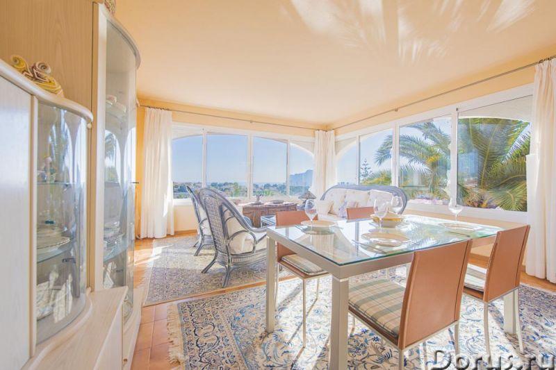 Купить красивую виллу в Испании, Кальпе - Недвижимость за рубежом - Ухоженная недорогая вилла в Испа..., фото 6