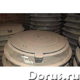 Люк полимер-песчаный канализационный 770х630 мм - Строительное оборудование - Продам люк полимер-пес..., фото 3