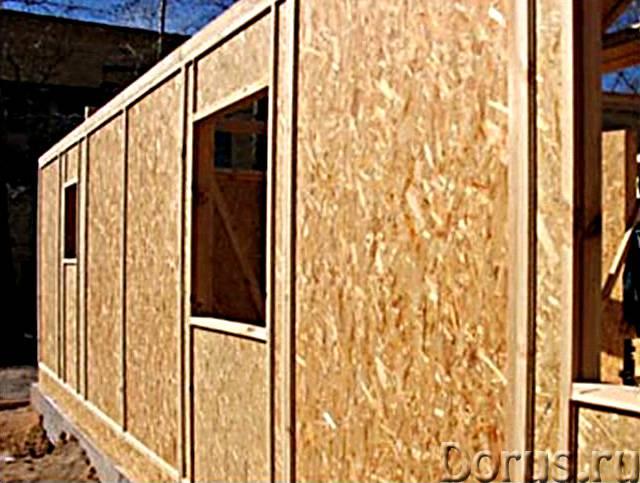 Плиты Louisiana Pacific OSB 3 следующих размеров: 1220 х 2440х9 мм - Материалы для строительства - П..., фото 3