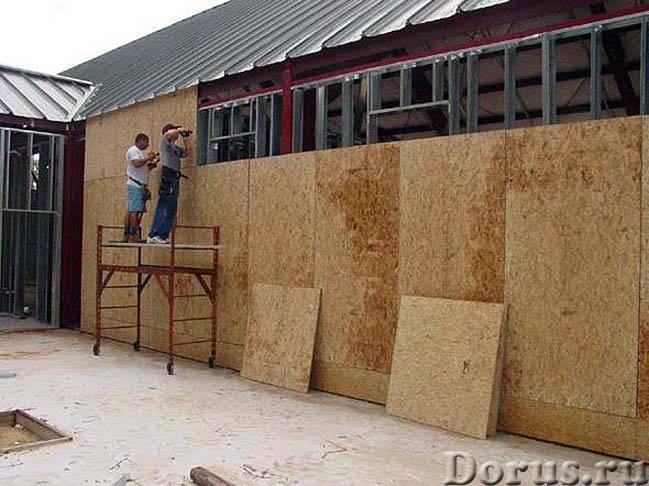 Плиты Louisiana Pacific OSB 3 следующих размеров: 1220 х 2440х9 мм - Материалы для строительства - П..., фото 4