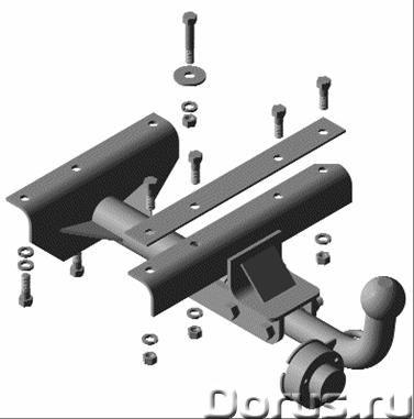 Фаркоп на Daewoo Matiz - Запчасти и аксессуары - Фаркоп (тягово-сцепное устройство) на Daewoo Matiz..., фото 1