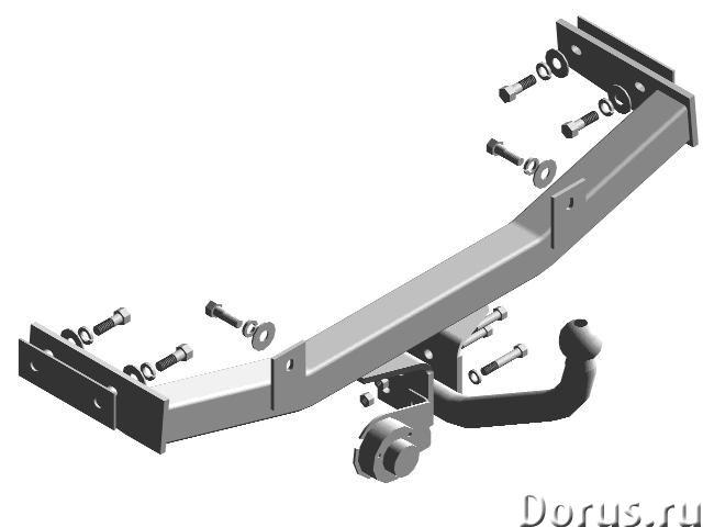Фаркоп на Lada Kalina седан/универсал - Запчасти и аксессуары - Фаркоп (тягово-сцепное устройство) н..., фото 1