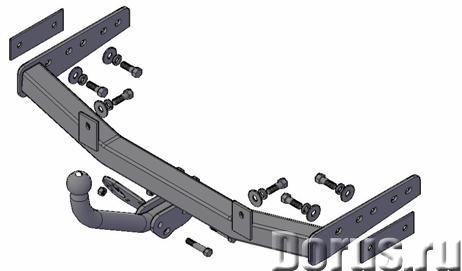 Фаркоп на Lada Kalina седан/универсал - Запчасти и аксессуары - Фаркоп (тягово-сцепное устройство) н..., фото 2
