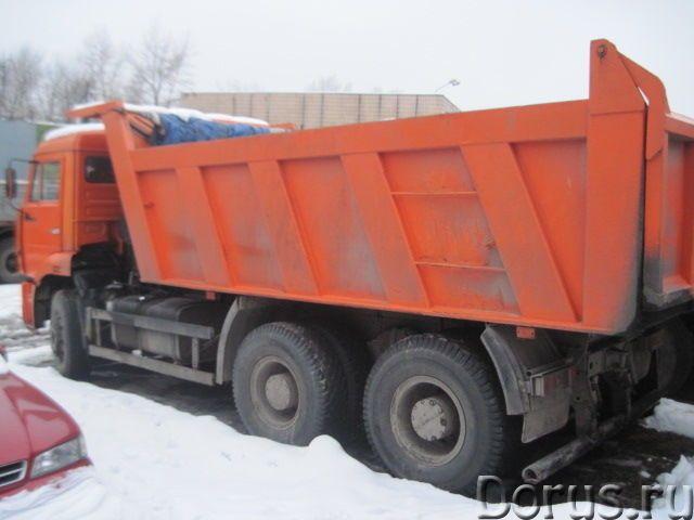 Самосвал КАМАЗ 65115 10т 13т 15т 20т - Перевозки - Услуги самосвалов 10т,13т и 15т Камаз, и 20 т а т..., фото 1